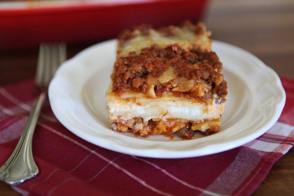 Simple Lasagna