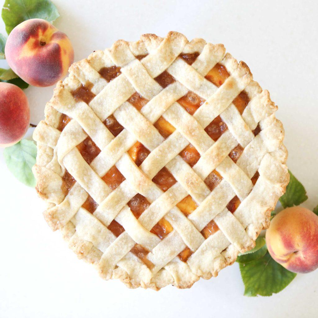 Lattice Pie Crust (How to)