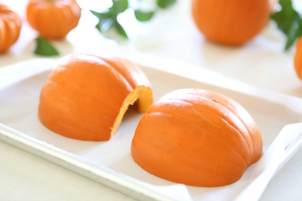 How to make Pumpkin Puree from sugar pumpkins