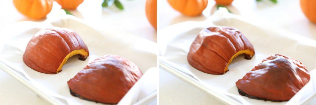 How to make Pumpkin Puree from sugar pumpkins