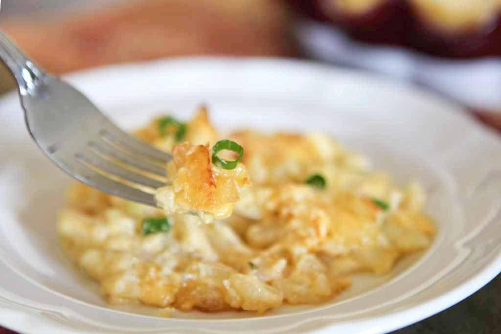 Easy~Cheesy Potatoes