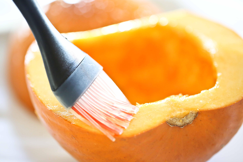 Pumpkin Puree (How to Make it)