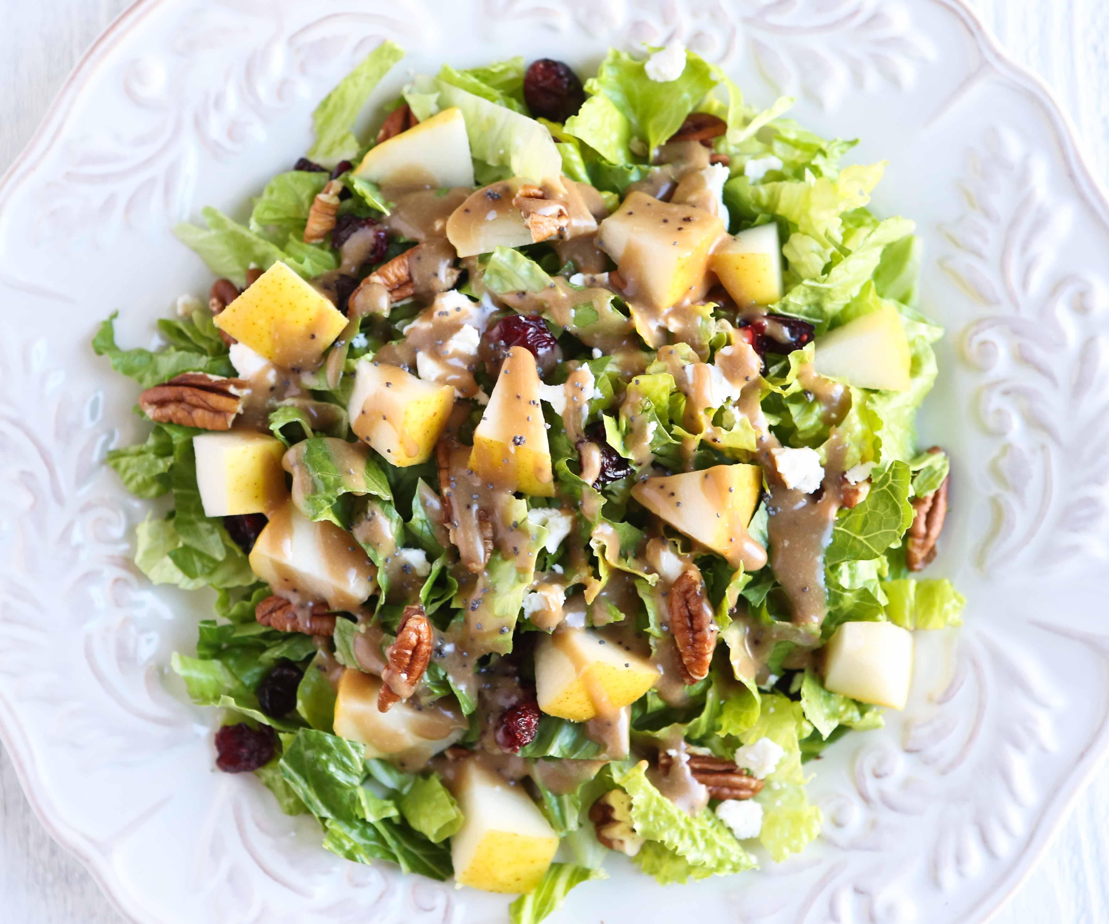 Homemade Autumn Salad