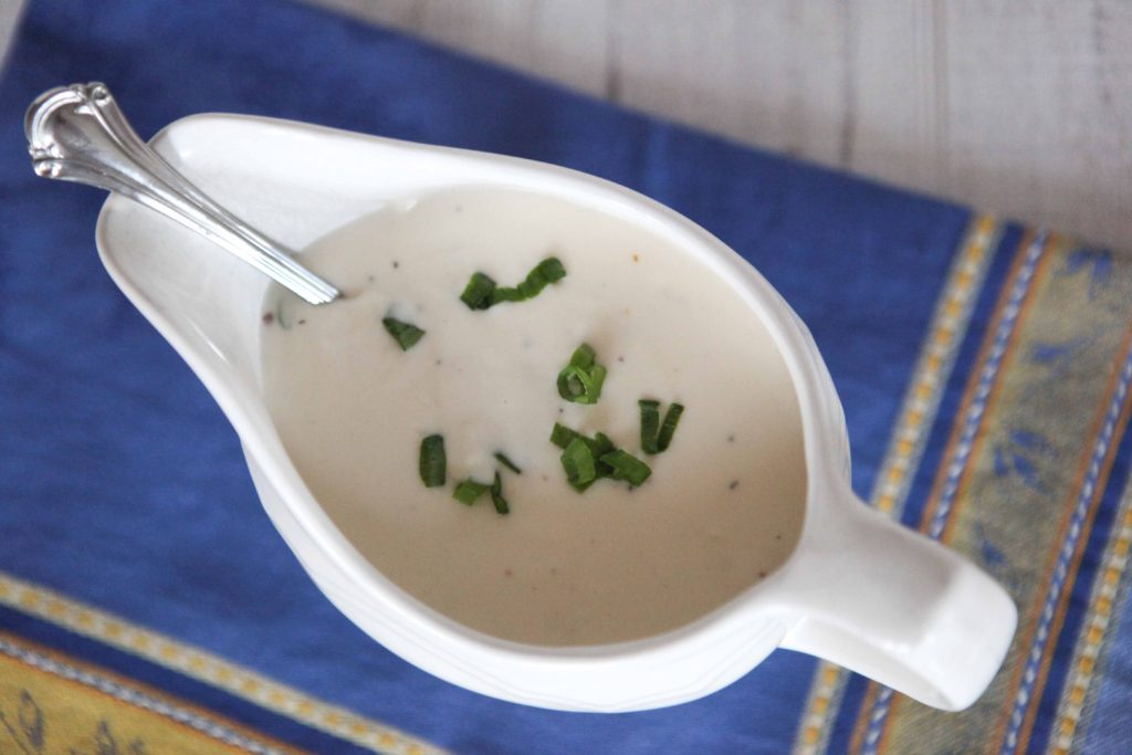 White Gravy