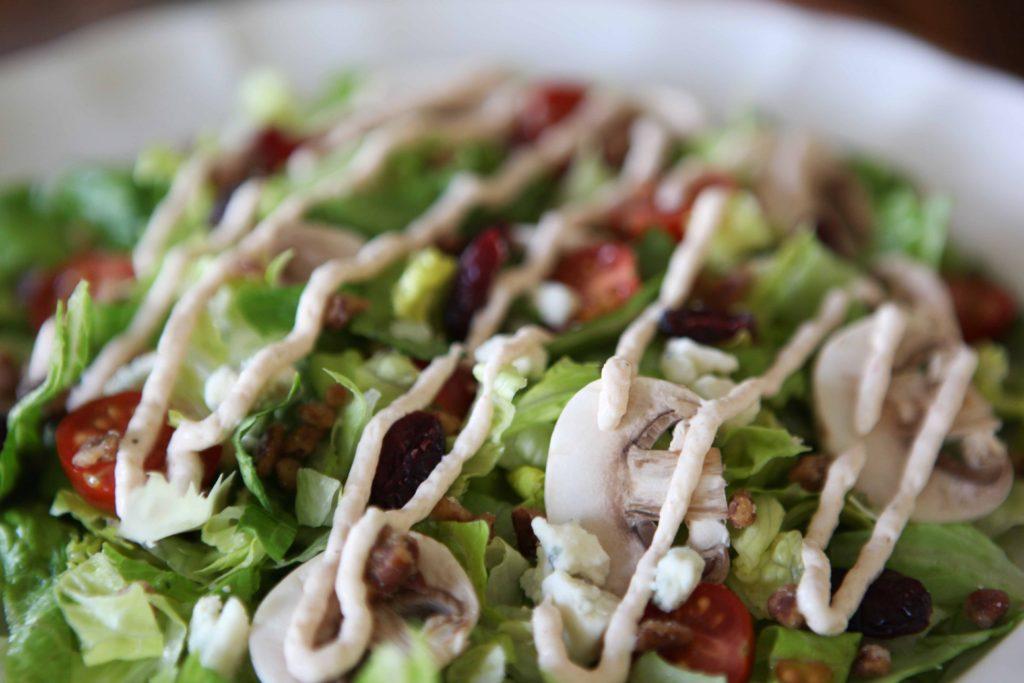 Grilled Steak Salad, Copycat Brio Steak Salad, Chopped Salad with Grilled Steak