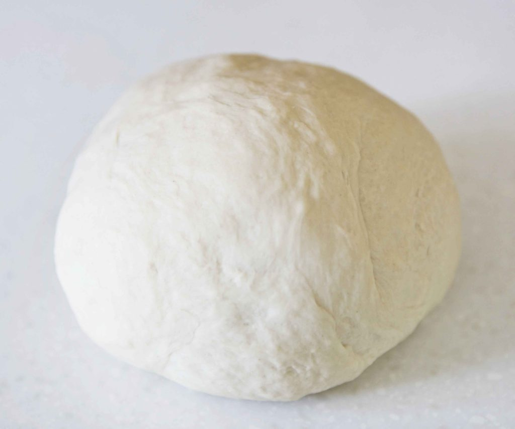 dough ball for Delicious and Easy Homemade White Bread