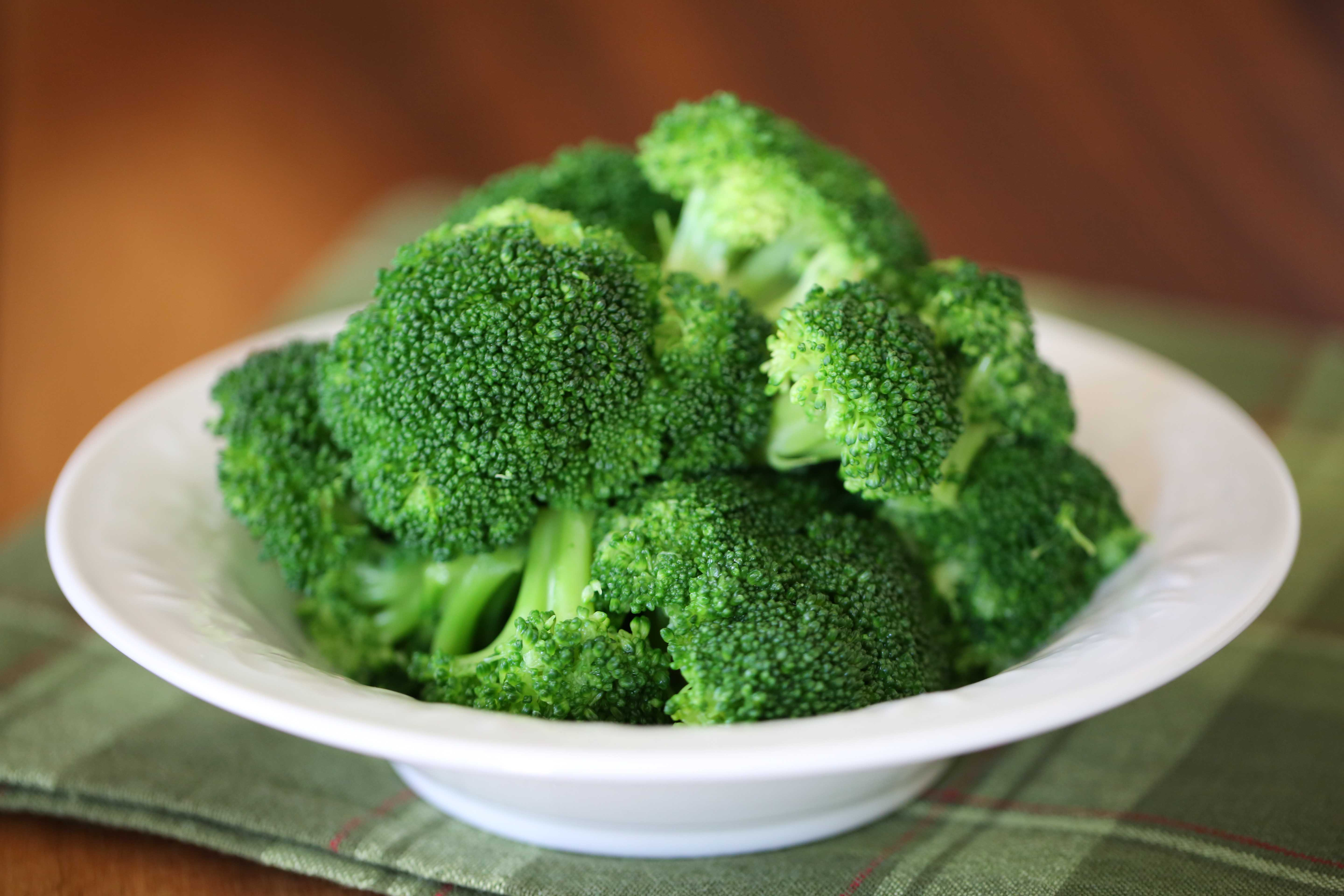 Cooking Broccoli (How to Keep Cooked Broccoli Bright Green)