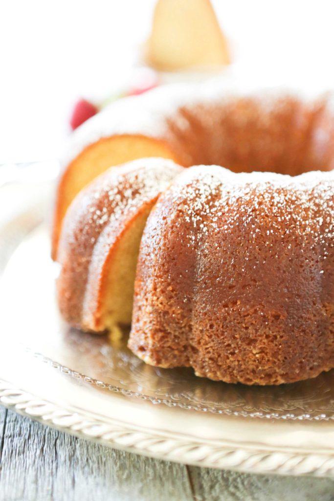 Kentucky Butter Cake