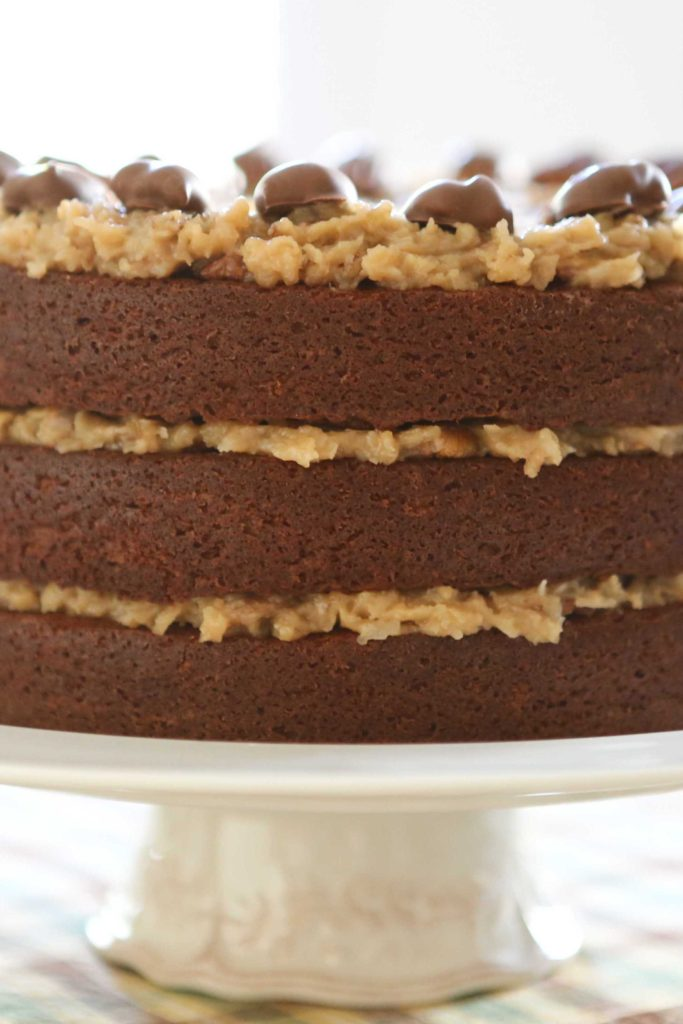 Coconut~Pecan Frosting for German Chocolate Cake