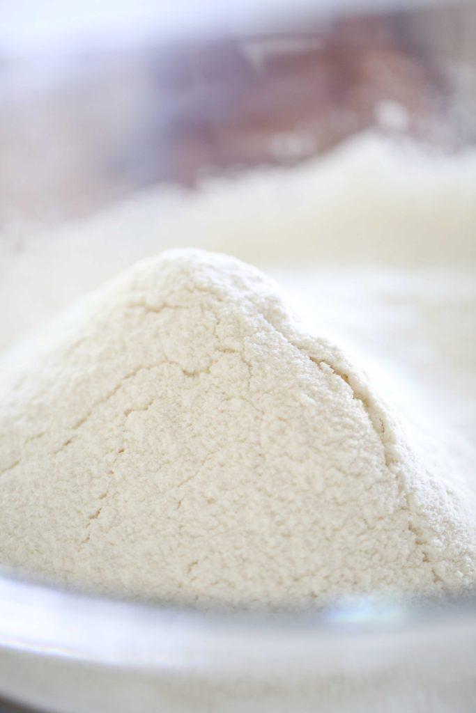 Cake Flour (How to Make Cake Flour from All-Purpose Flour)