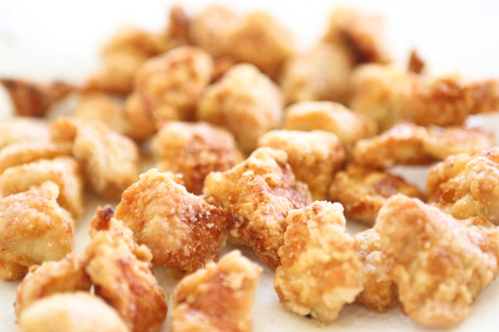 Crispy Honey Sesame Chicken