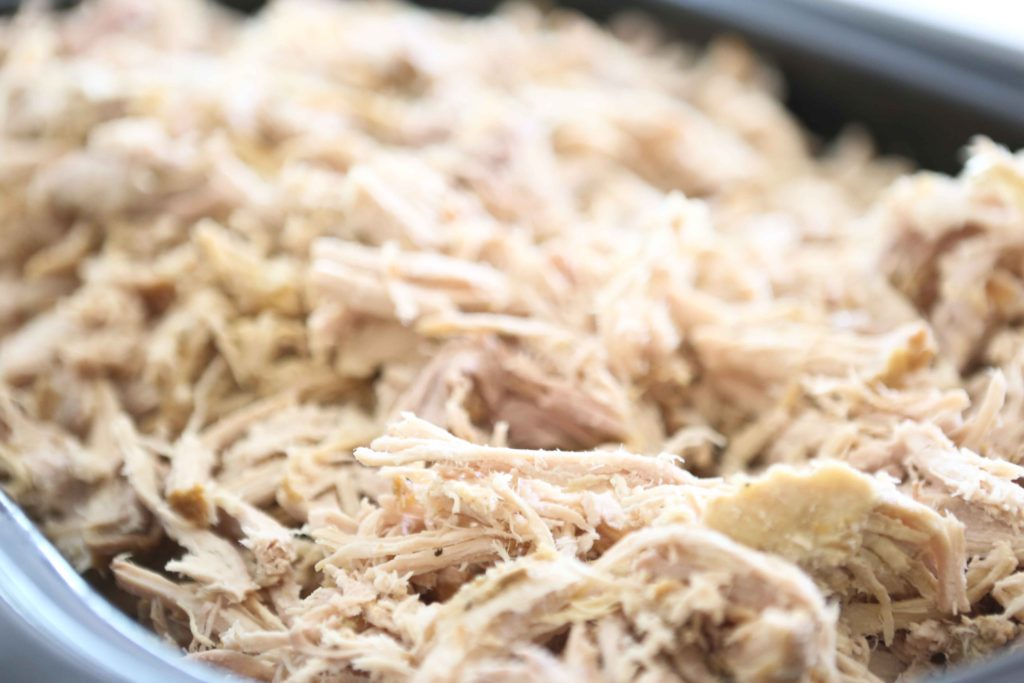 shredded pork loin for Cafe Rio Style Sweet Pork