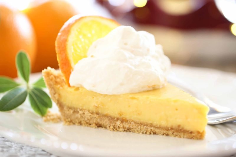 Orange Pie Recipe