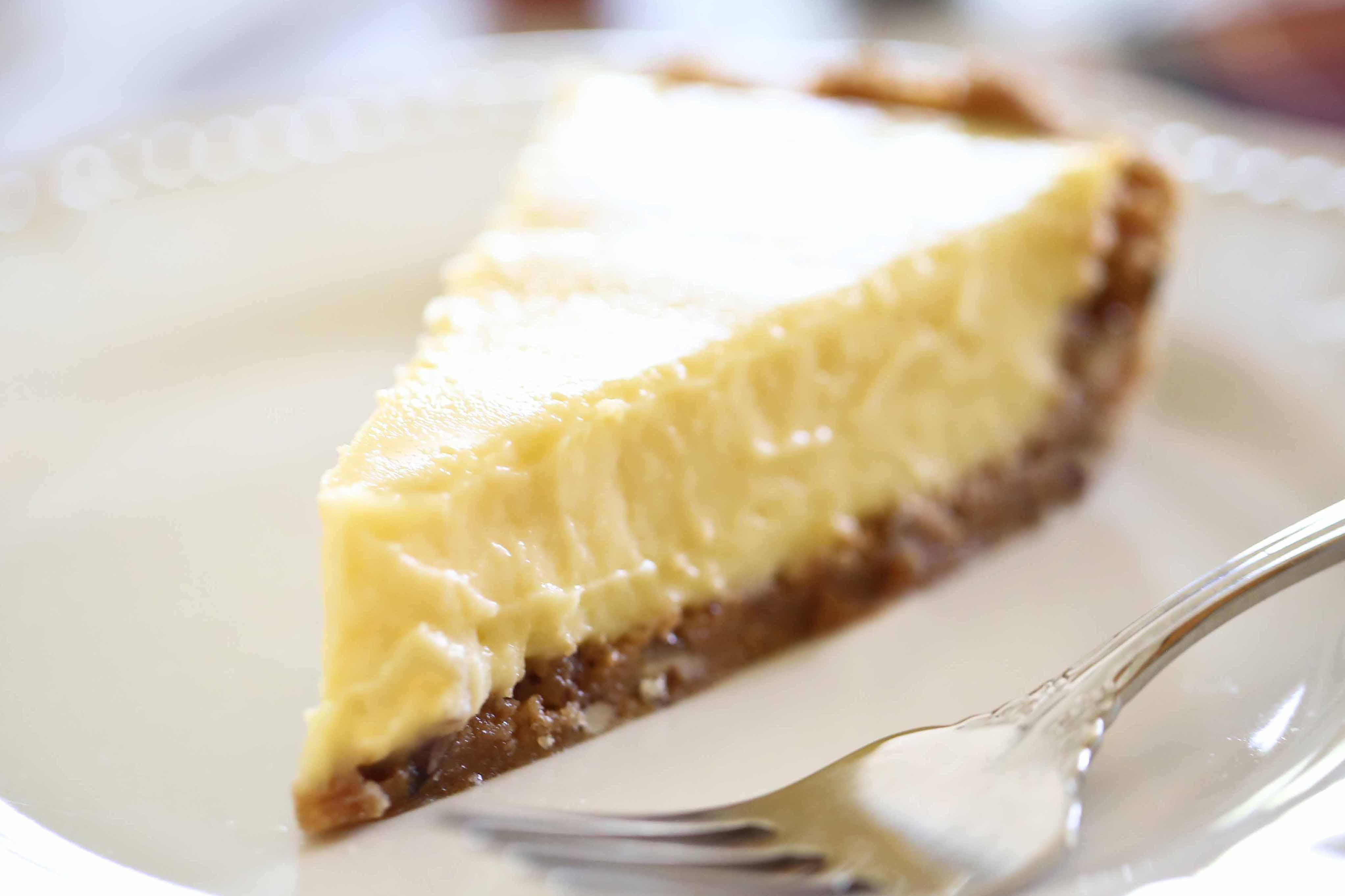 Berry Cream Pie