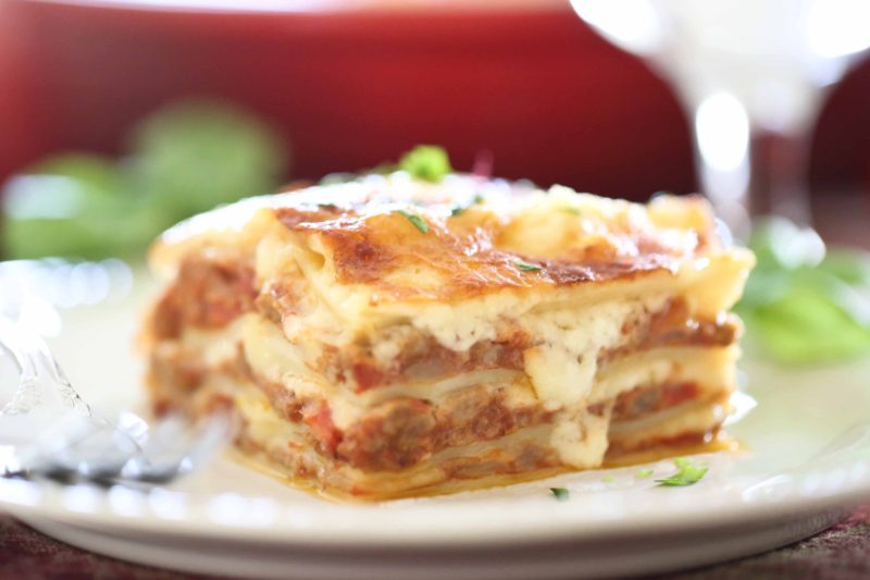 Lasagna Recipe