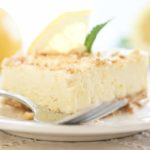 Lemon Cream Frozen Dessert