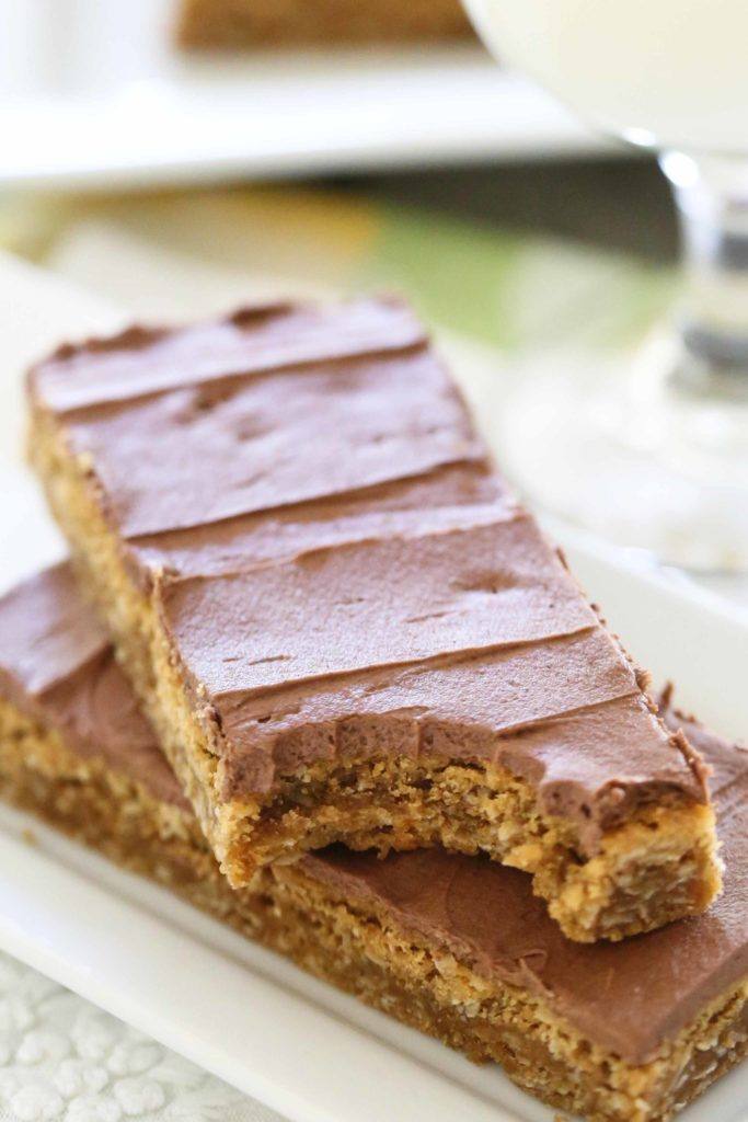 Peanut Butter Bar Recipe