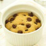 Chocolate Chip Mug Cookie Recipe