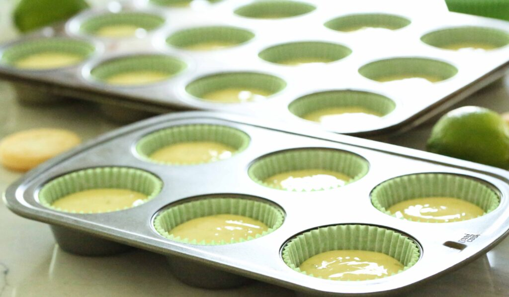 Quick Key Lime Tarts Recipe