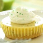 Quick Key Lime Tarts with whipped cream