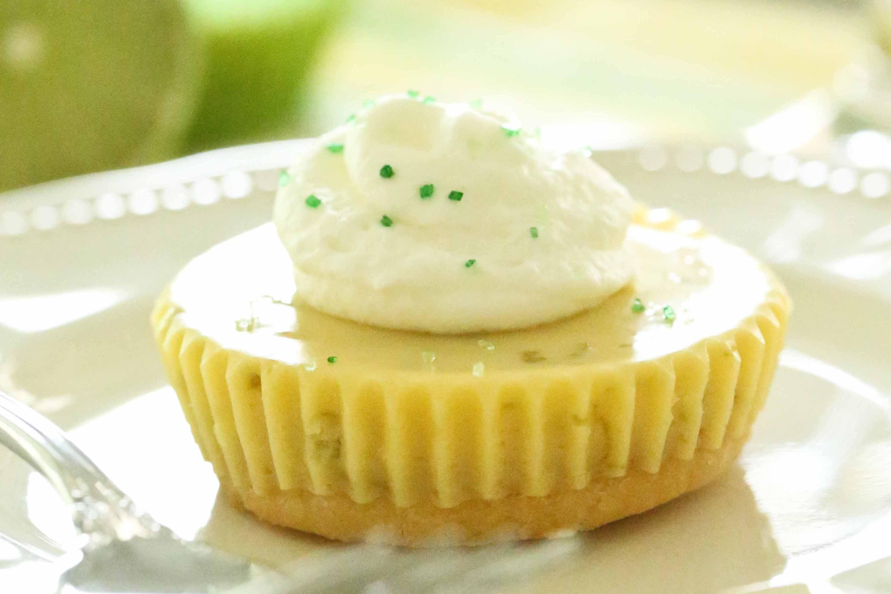 Quick Key Lime Tarts