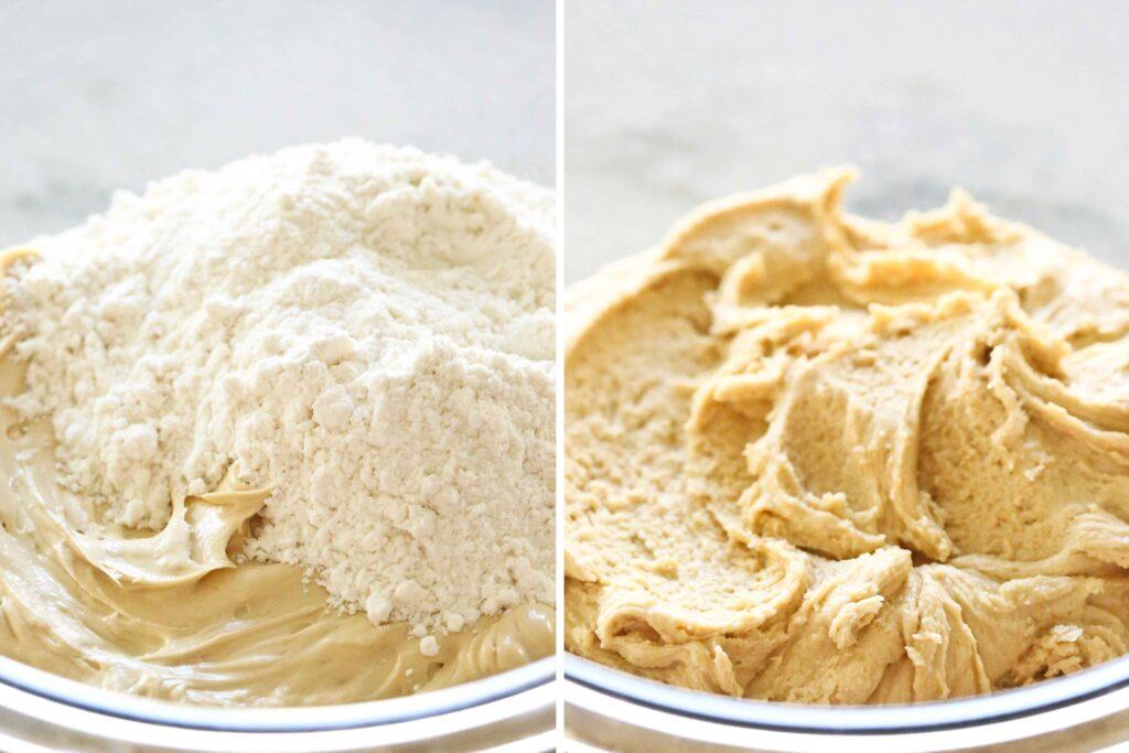 Salted Caramel Cookies Dough