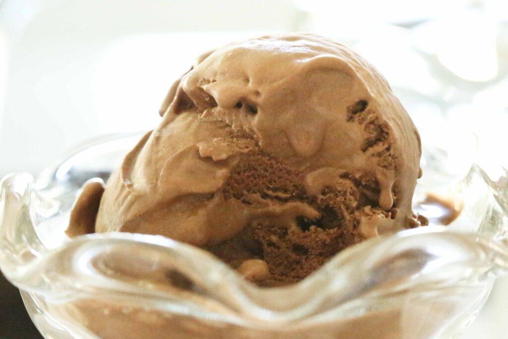 Chocolate Frozen Custard